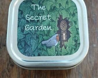 The Secret Garden- Booklover's Candle