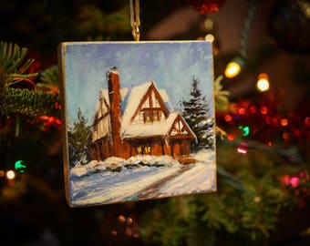 Joseph Loganbill Holiday Ornament Miniature (#7)