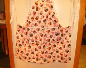 Retro, cupcake apron
