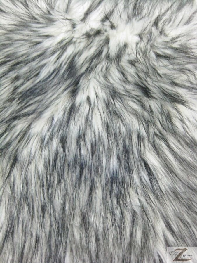 arctic shaggy faux fur fabric white sold by the yard. Black Bedroom Furniture Sets. Home Design Ideas