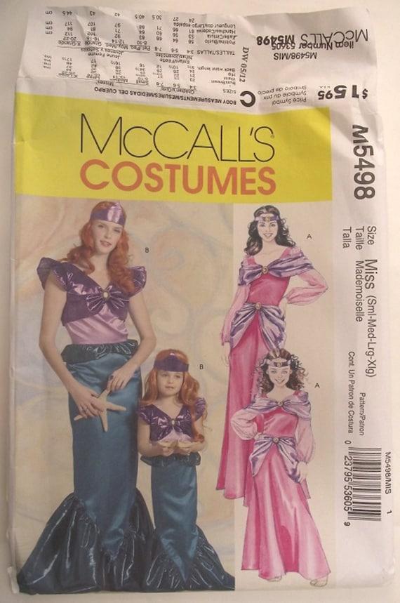 Verfehlt Womens Meerjungfrau Prinzessin Kostüme lange Kleid