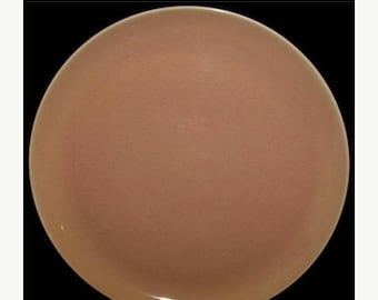 ON SALE Oneida RUSSEL Wright Coral/Pink Dinner Plate Replica of wrightu0027s dinnerware design 11 5/8  & Oneida dinnerware   Etsy