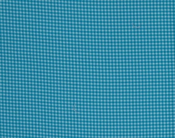 Tiny Gingham Fabric by Michael Miller