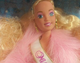 Miss America Blair doll by Kenner
