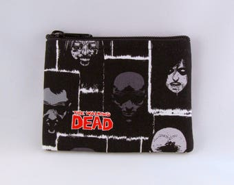 The Walkers Coin Purse - Coin Bag - Pouch - Accessory - Gift Card Holder