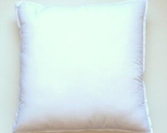 Pillow Form - Pillow Insert - 18 Inches