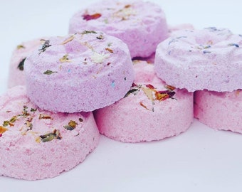 Bath Bombs made with local herbs and essential oils