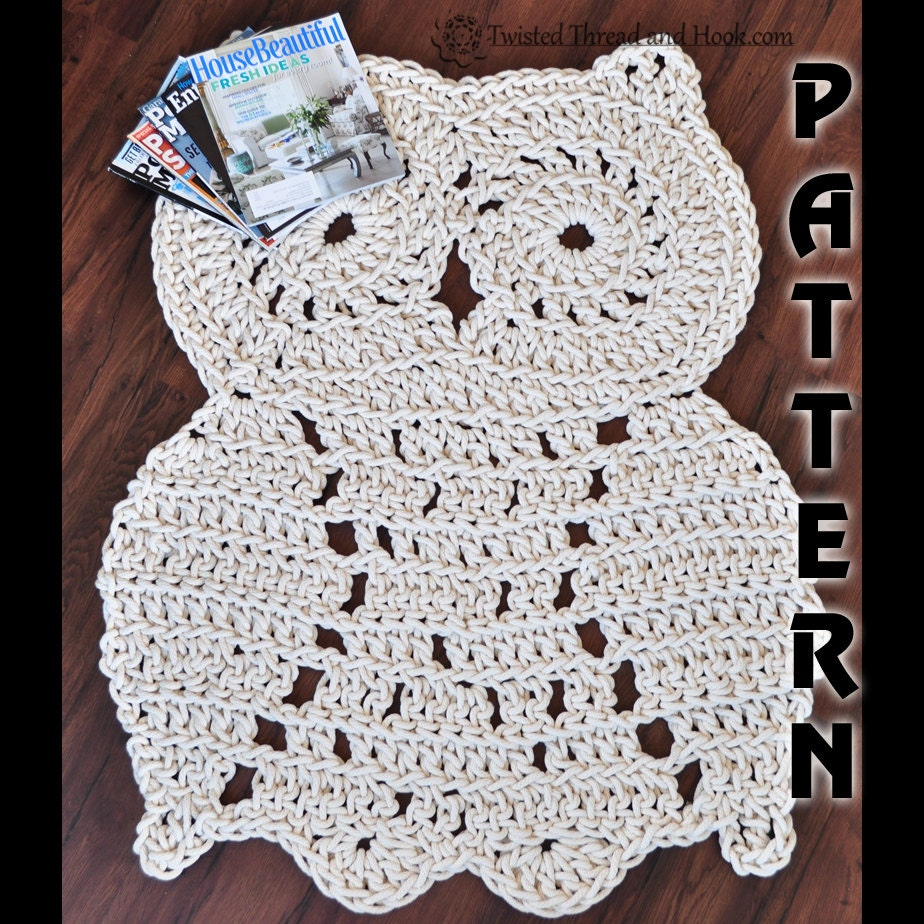 Dorable Crochet Patterns For Rugs Vignette - Easy Scarf Knitting ...