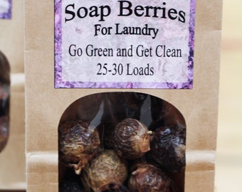 Soap Berries Laundry Cleaner Organic Nuts