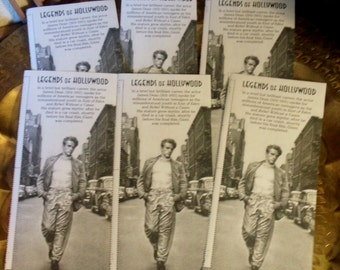 James Dean ~ Lot of 6 Images good for collage or crafts