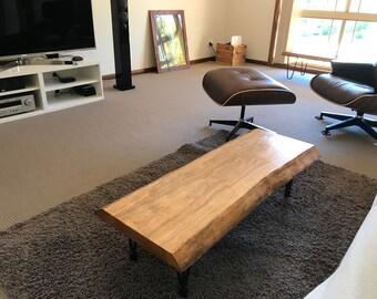 Coffee Table - Camphor Laurel Solid Hardwood
