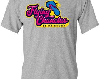 Flying Chanclas De San Antonio Missions