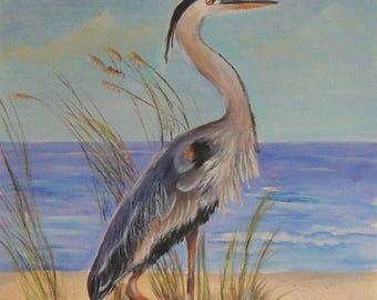 Das Great Blue Heron