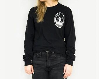 Black Long Sleeve Unisex, Unisex Long Sleeve, Soul Surfer Long Sleeve