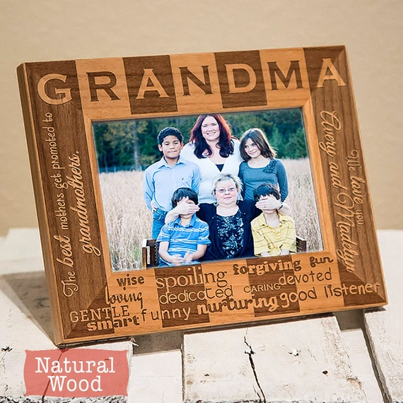Mothers Day and Fathers Day Gifts for Grandparents - Grandma ...