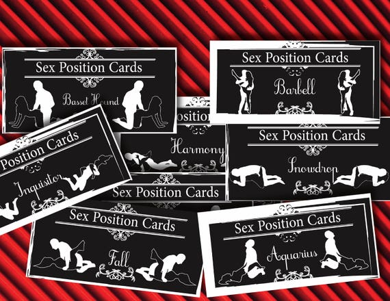 Printable Naughty Kama Sutra Sex Coupons