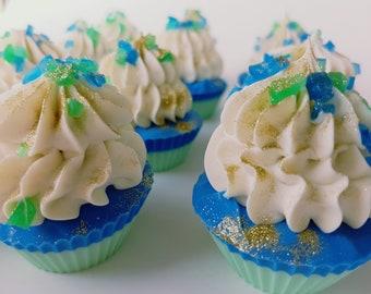 Soap Pop / Mini Cupcake Soap / Artisan Soap