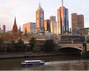 Melbourne Sights 2018 Calendar