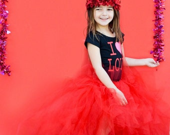 Red flower crown / flower girl / red flowers / baby flower crown / adult flower crown / flower headband