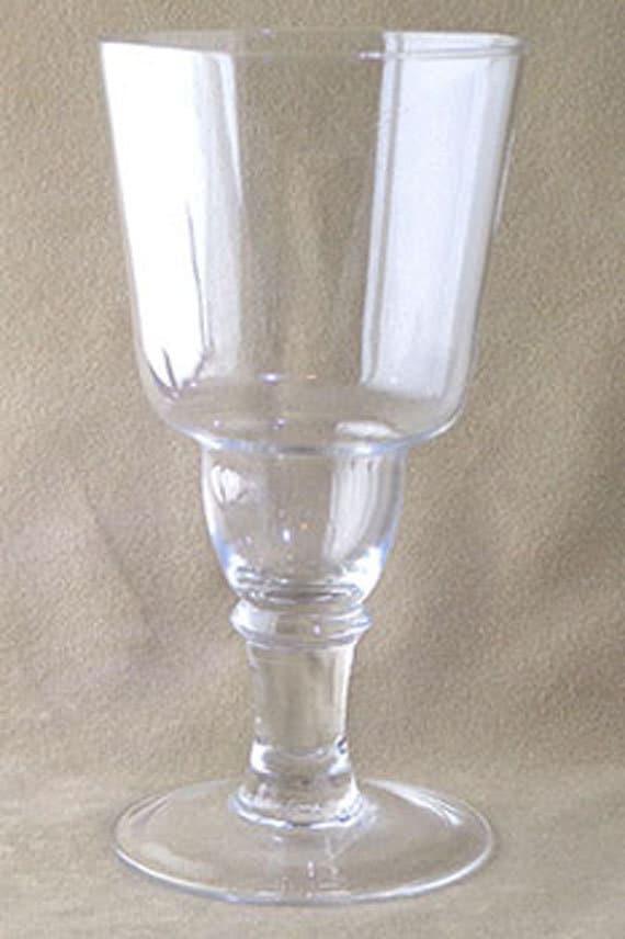 Absinthe Jura Glass, Replica absinthe glass, absinthe dose glass, absinthe louche glass, absinthe serving glass, Jura French glass