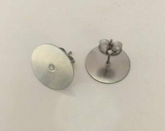 14mm Stainless Steel Studs