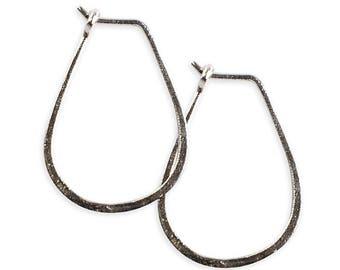 Nihal - Womens Sterling Silver Earrings boho earring, boho earrings, bohemian earrings, designer earrings, silver earrings 1133