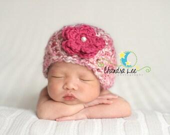 Newborn Hat, Premature baby hat, Micro preemie Hat, Hat for baby, Hospital hat, Preemie baby clothes, Micropreemie Baby clothes