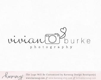 Camera Logo Photography Logo Photographer Logo Premade Logo Watermark Logo Business Logo Branding Logo Custom Logo Logos and Watermarks