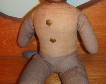 Antique Monkey Toy