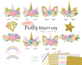 unicorn clipart etsy rh etsy com free use clip art for commercial use totally free to use clip art