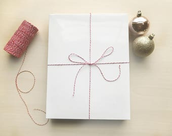 Gift Wrapped Physical Print - Add on to any Digital PORTRAIT Purchase!