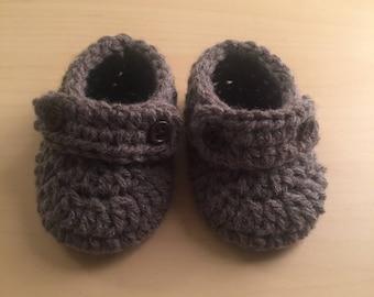 Crochet Baby Booty
