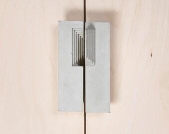 Concrete Door Handle #5