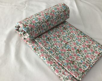 Lovely floral print fabric