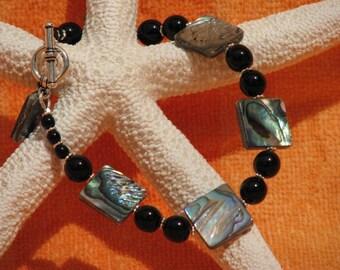 Paua Shell Bracelet II