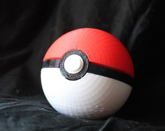 Pokeball Pokemon 3D Printed Cosplay