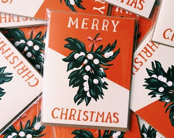 Pick Any Three Christmas Cards for 10