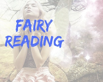 Fairy Same Day Reading Channeled Audio Tarot Oracle Real Psychic Faery love career Angel Spirit Job Romance Future Advice Healing Soul
