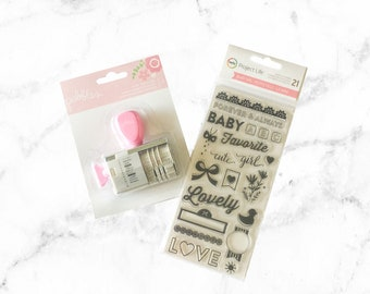 It's a Girl Embellishment Add-On