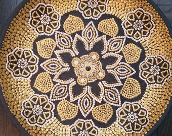 Golden Light Mandala