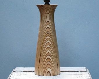 Plywood Table Lamp