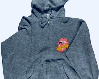 Rolling Stones Vintage Sweatshirt 1981