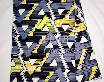 Ankara Holland Supreme/African Prints/African Fabric/Crafts/African Clothing/ Ankara / Wax/ Holland Supreme 6 yards