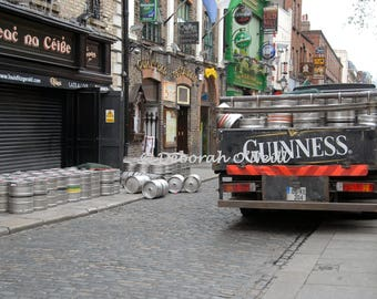 "Ireland Photography ""The Morning After, Dublin, Ireland"""