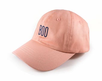 Baby Baseball Cap Girl - Peach, Baby Cap, Infant Hat, Baseball Cap For Kids, Toddler and Children by Lil' Boo