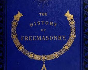 112 Vintage Masonic Freemason Free Mason Masonry Free Masonry Freemasonry Vintage Old books on DVD Art Prints