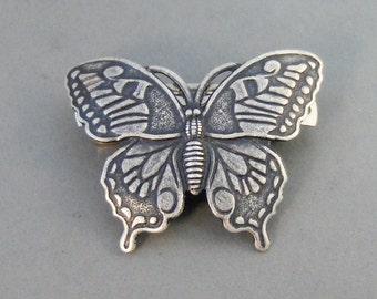 Inner Spirit,Butterfly,Butterfly Barrette,Monarch,Monarch Barrette,Hair Accessory,Head Band,Silver Barrette,Wings,valleygirldesigns.