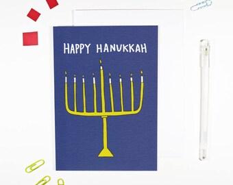 Funny hanukkah card happy piranhakkah chanukah happy hanukkah card for hanukkah jewish celebration m4hsunfo