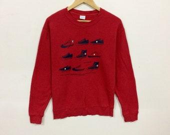 Rare!!! Vintage converse sweatshirt