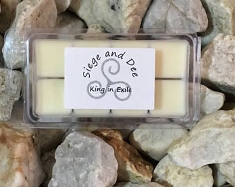 King In Exile   Scented Soy Wax Melting Bar